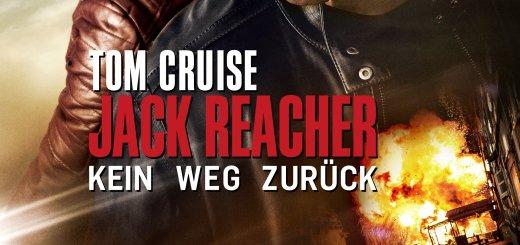 """Plakat von """"Jack Reacher - Kein Weg zurück"""""""