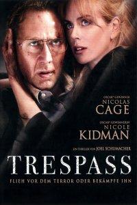 """Plakat von """"Trespass"""""""