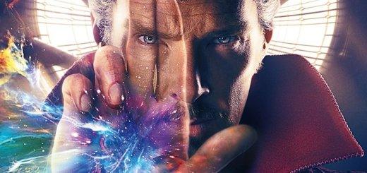 """Plakat von """"Doctor Strange"""""""