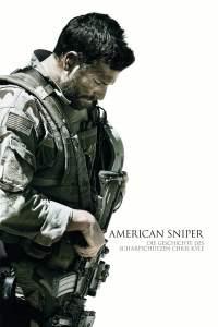 """Plakat von """"American Sniper"""""""