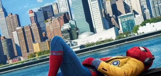 """Plakat von """"Spider-Man: Homecoming"""""""