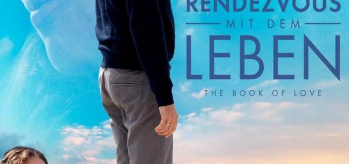 """Plakat von """"Rendezvous mit dem Leben- The Book of Love"""""""