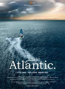 """Plakat von """"Atlantic."""""""