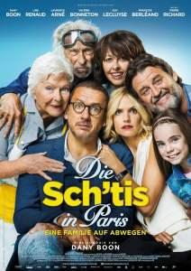 """Plakat von """"Die Sch'tis in Paris"""""""
