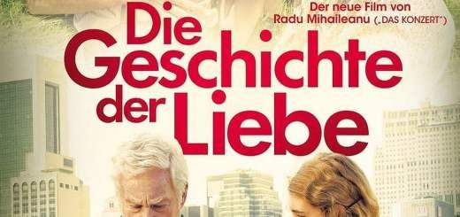 """Plakat von """"Die Geschichte der Liebe"""""""