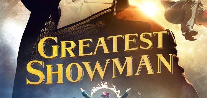 "Plakat von ""Greatest Showman"""