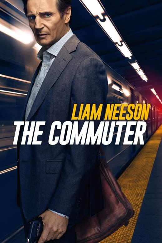 """Plakat von """"The Commuter"""""""