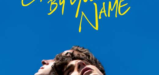 "Plakat von ""Call Me by Your Name"""