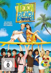 "Plakat von ""Teen Beach Movie"""