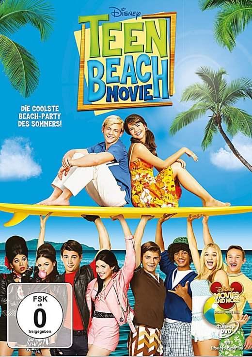 """Plakat von """"Teen Beach Movie"""""""