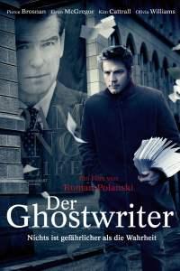 """Plakat von """"Der Ghostwriter"""""""