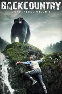 """Plakat von """"Backcountry - Gnadenlose Wildnis"""""""