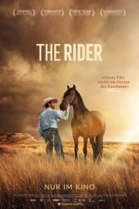 """Plakat von """"The Rider"""""""
