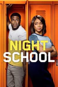 "Plakat von ""Night School"""