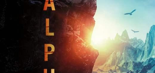 """Plakat von """"Alpha"""""""