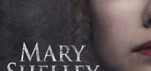 "Plakat von ""Mary Shelley"""