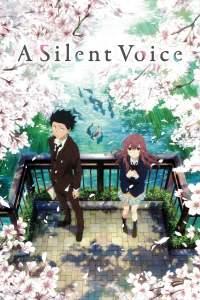 """Plakat von """"A Silent Voice"""""""