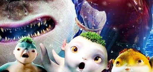 "Plakat von ""Monster Hunt"""