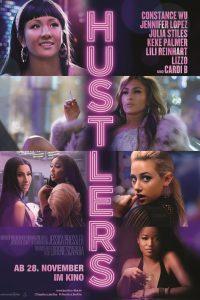 """Plakat von """"Hustlers"""""""