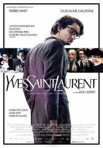 "Plakat von ""Yves Saint Laurent"""