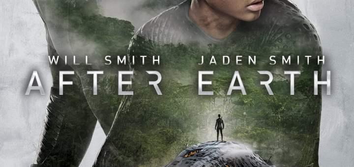 """Plakat von """"After Earth"""""""