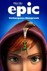 """Plakat von """"Epic - Verborgenes Königreich"""""""