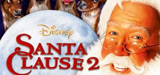 """Plakat von """"Santa Clause 2 - Eine noch schönere Bescherung"""""""