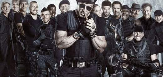 "Plakat von ""The Expendables 3"""