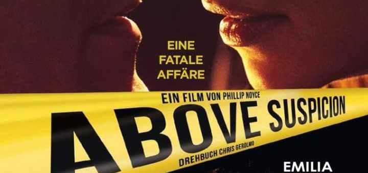 """Plakat von """"Above Suspicion"""""""