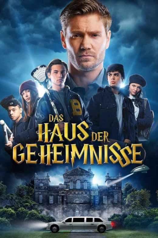 """Plakat von """"Das Haus der Geheimnisse"""""""