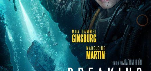 """Plakat von """"Breaking Surface"""""""