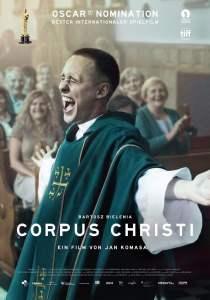 """Plakat von """"Corpus Christi"""""""