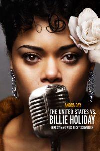 "Plakat von ""The United States vs. Billie Holiday"""
