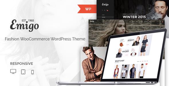 fashion woocommerce wordpress theme