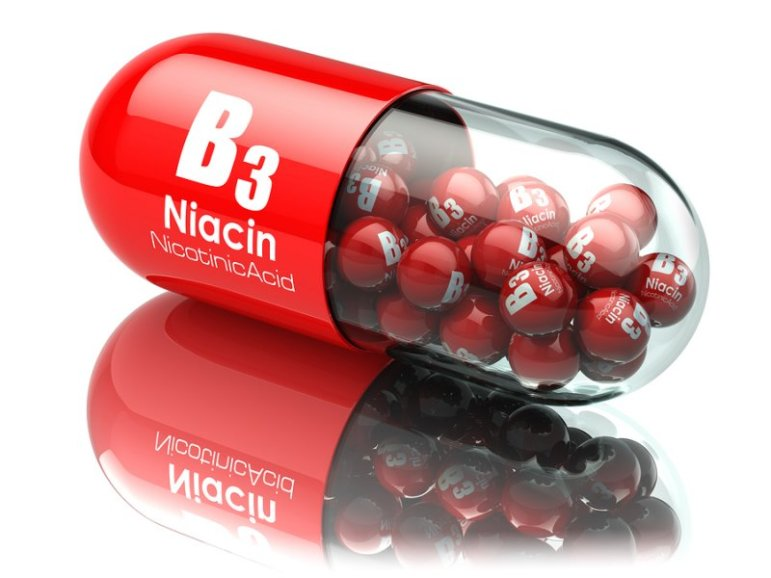 Image result for vitamin B3