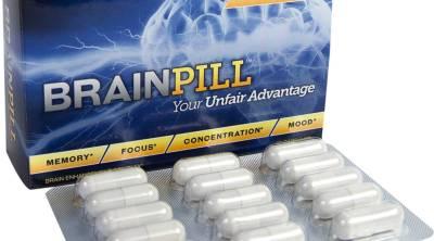 Brain Pill Featured