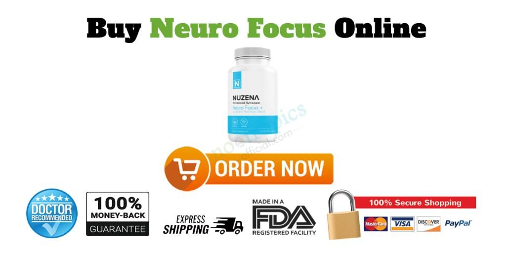 Buy Neuro Focus Featured
