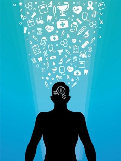 Emiting Brain Power and knowledge