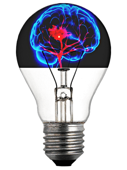 5 Biggest Benefits of Nootropic Supplements- Light Bulk With Brain Image