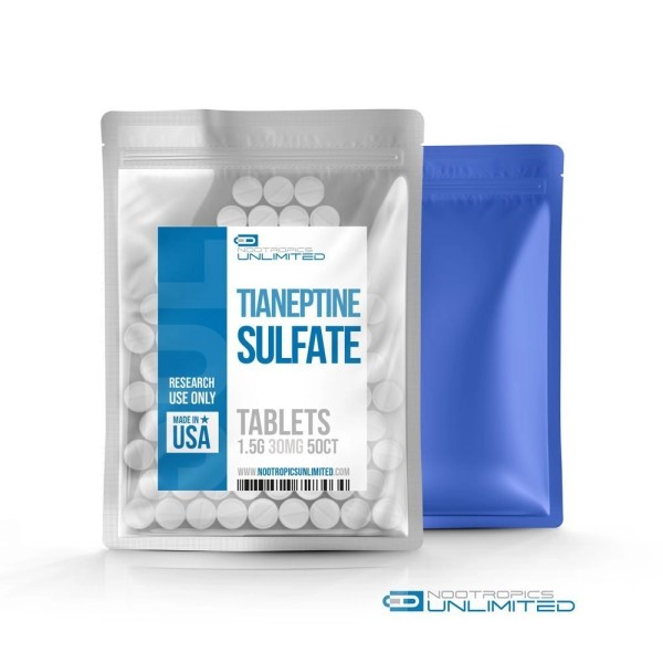 Tianeptine Sulfate Tabs
