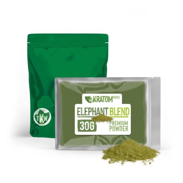 Elephant Blend Powder 30g
