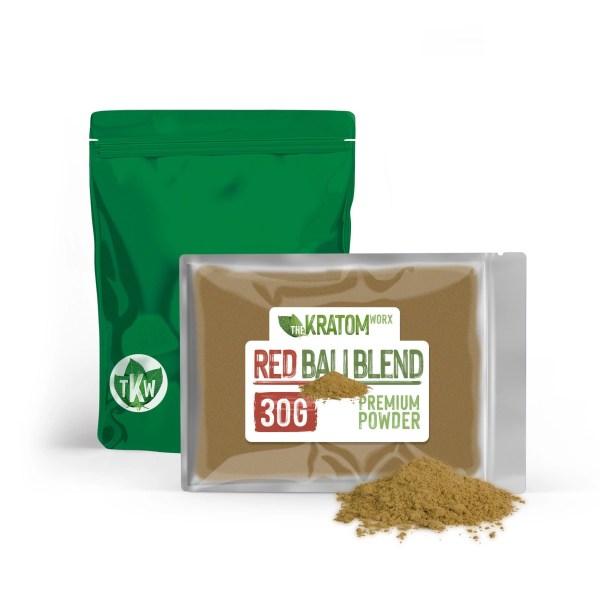 Red Bali Blend Powder 30g