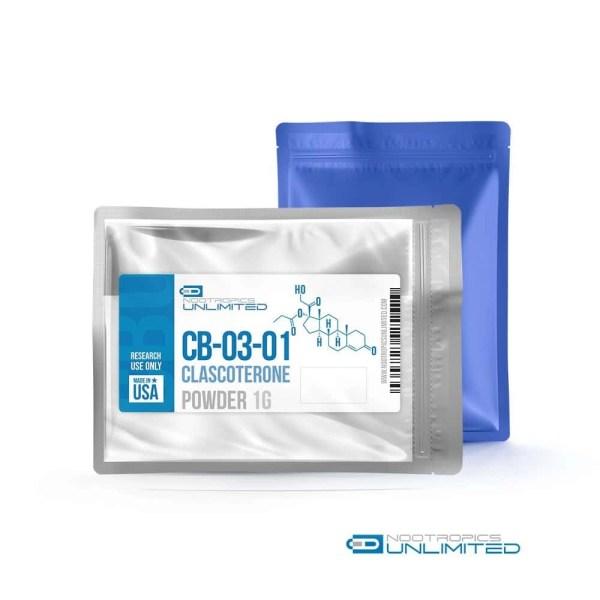 CB-03-01 Clascoterone