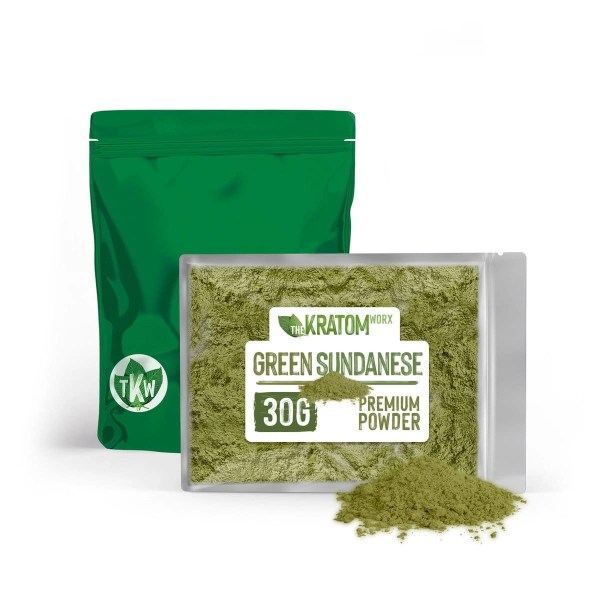 Green Sundanese Kratom