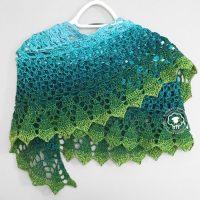Marina Wrap   Free Crochet Pattern on Noowul