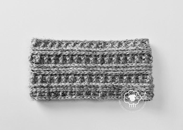 Rysca Headband A Free Crochet Pattern Noowul Designs