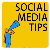 Social media tips and developments.