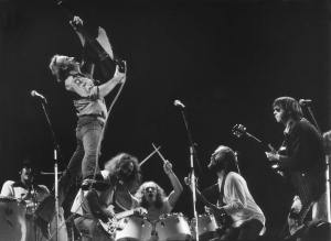 Crosby Stills Nash and Young 1974 Van Miles