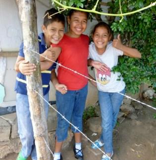 friendly faces - Granada,Nicaragua