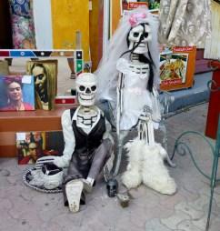 Day-of-the-Dead folk art - Merida, Mexico